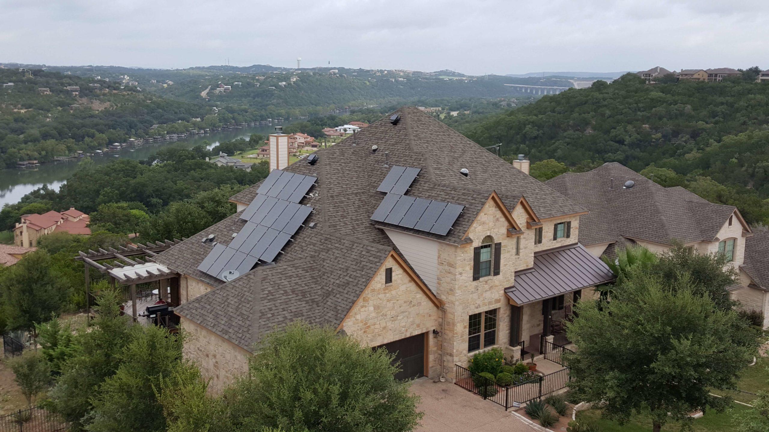 Residential Solar Roofing